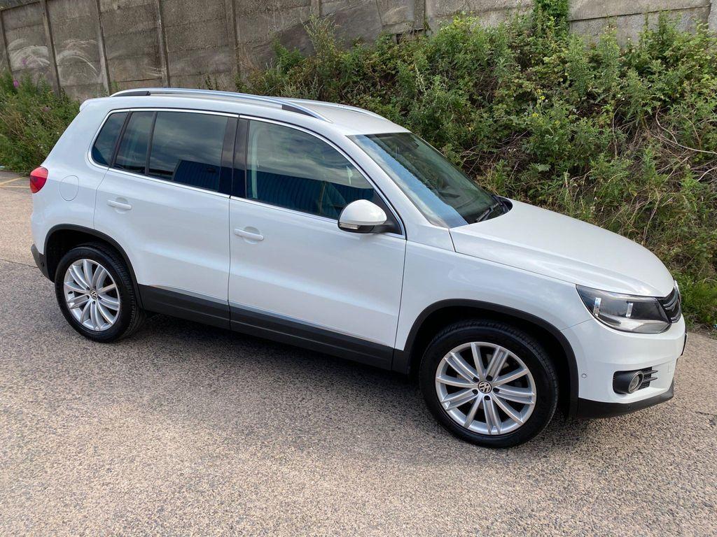 Volkswagen Tiguan SUV 2.0 TDI BlueMotion Tech Match Edition 4MOTION (s/s) 5dr
