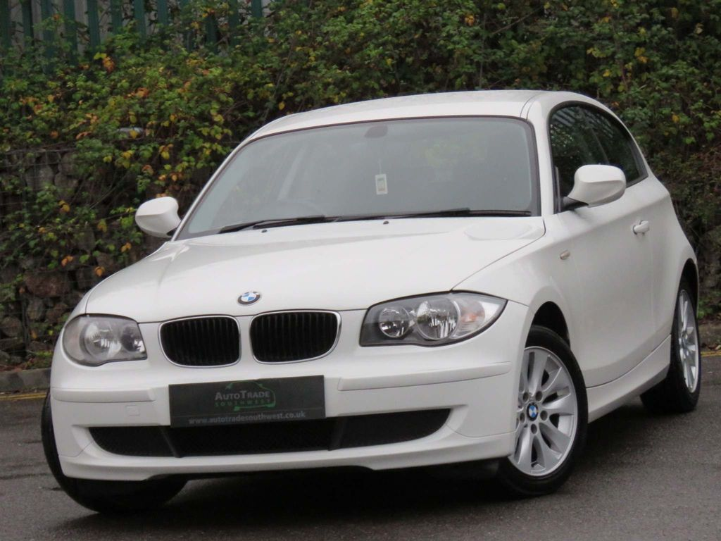BMW 1 Series Hatchback 2.0 116d ES (Dynamic pack) 3dr