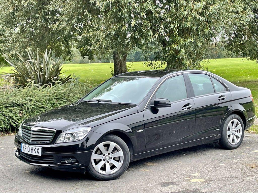 Mercedes-Benz C Class Saloon 1.8 C180 BlueEFFICIENCY SE (Executive) 4dr
