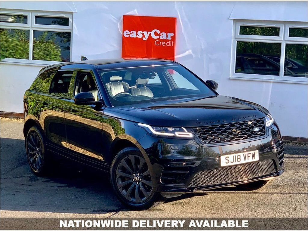 Land Rover Range Rover Velar SUV 2.0 D240 R-Dynamic S Auto 4WD (s/s) 5dr