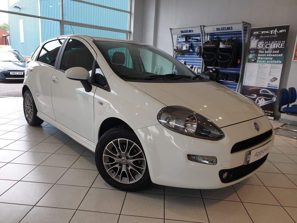 Fiat Punto Hatchback 1.4 8V GBT (s/s) 5dr (EU5)