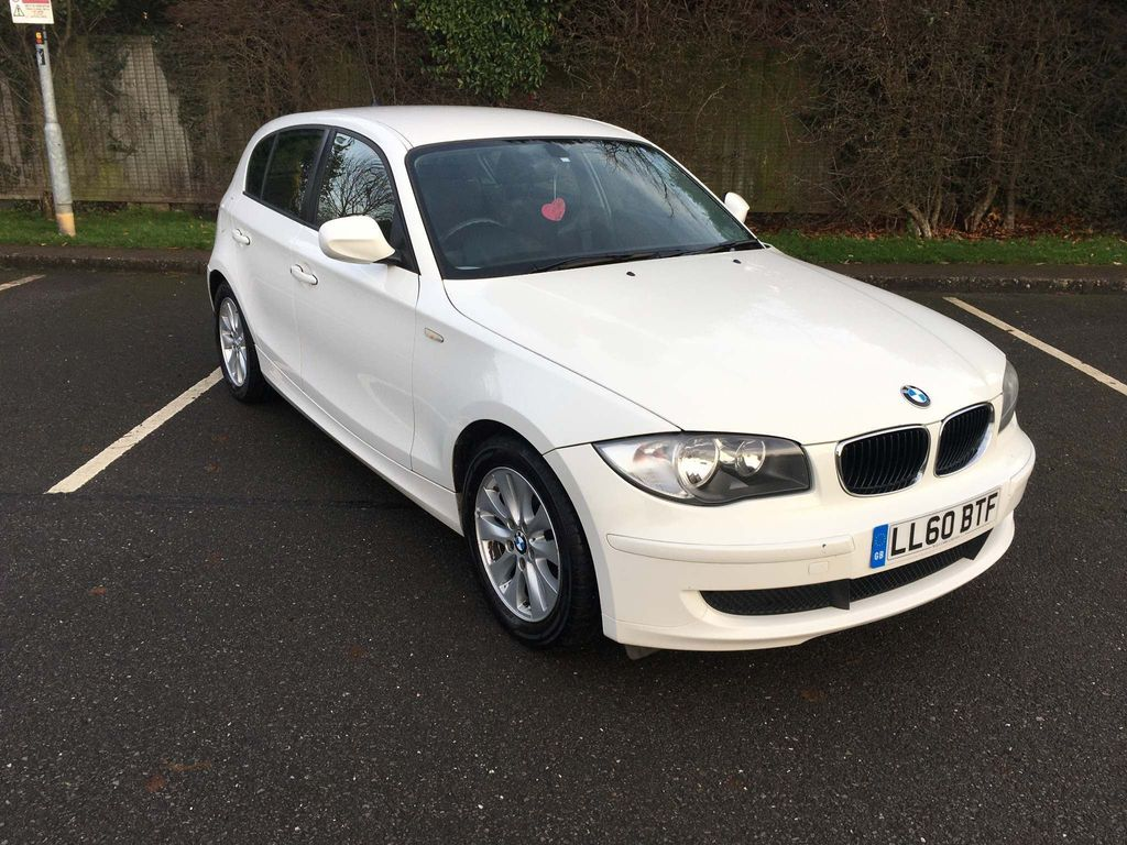 BMW 1 Series Hatchback 2.0 116d ES (Dynamic pack) 5dr