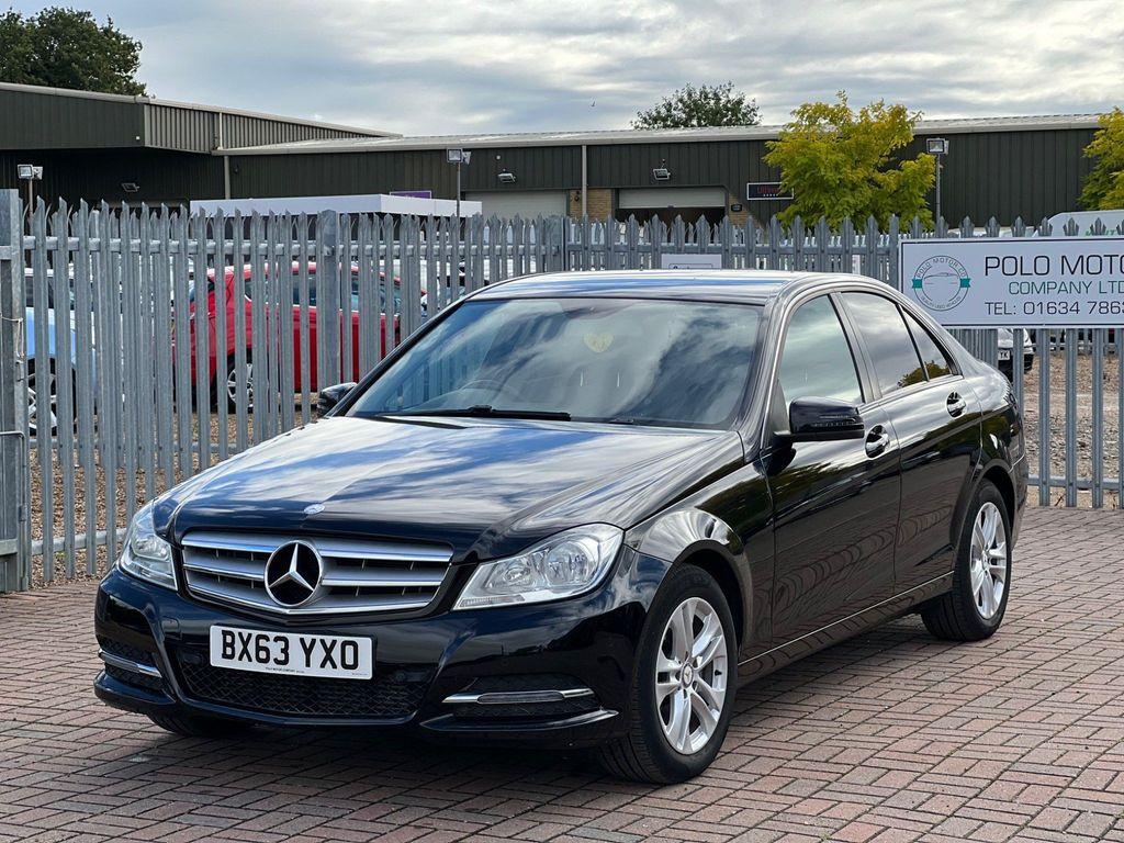 Mercedes-Benz C Class Saloon 2.1 C220 CDI SE (Executive) 7G-Tronic Plus 4dr