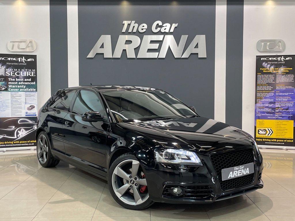 Audi A3 Hatchback 1.8 TFSI Black Edition S Tronic 3dr
