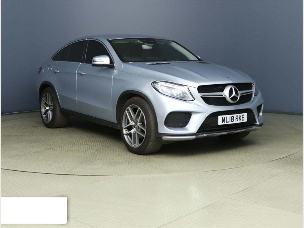 Mercedes-Benz GLE Class Coupe 3.0 GLE350d V6 AMG Line G-Tronic 4MATIC (s/s) 5dr