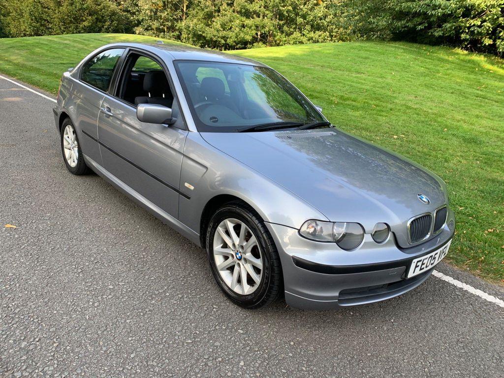 BMW 3 Series Hatchback 1.8 316ti ES Compact 3dr