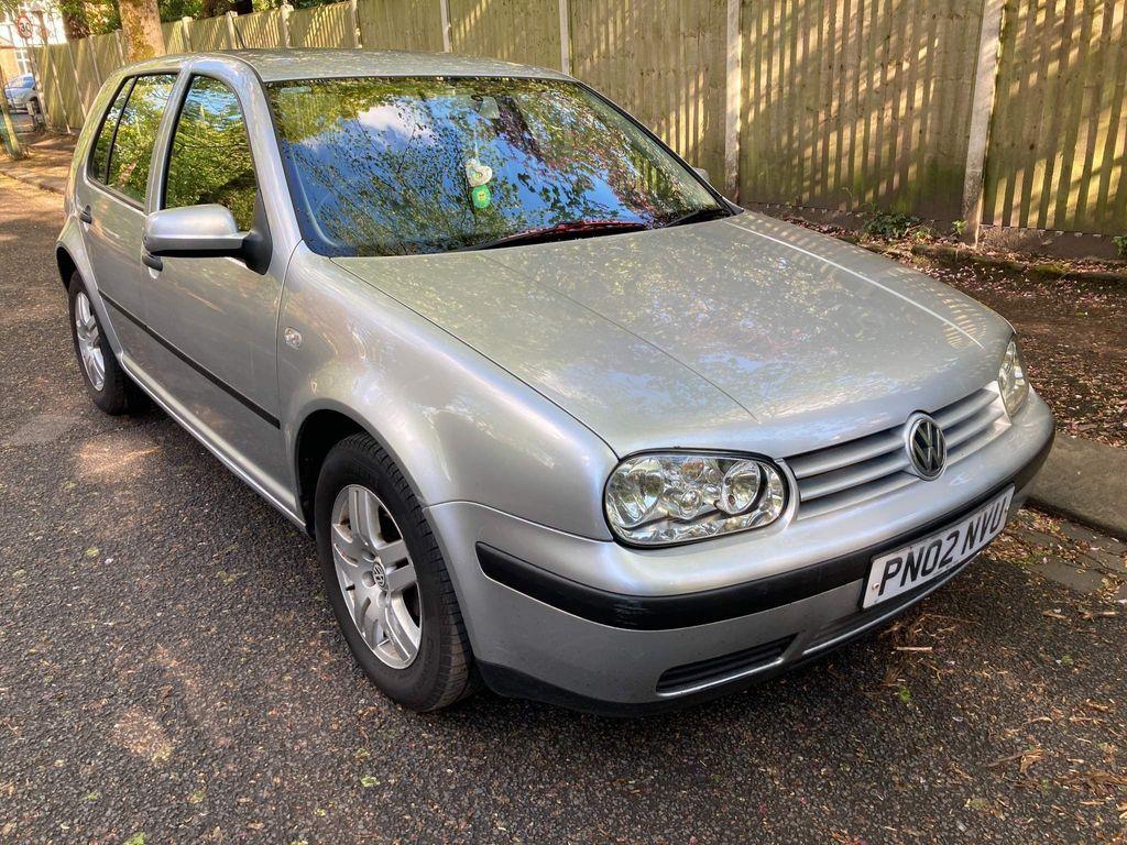Volkswagen Golf Hatchback 1.9 SDI E 5dr