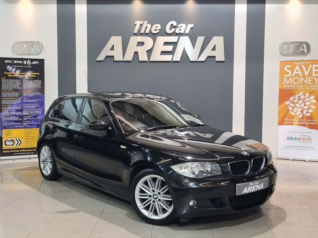 BMW 1 Series Hatchback 2.0 120d M Sport 5dr