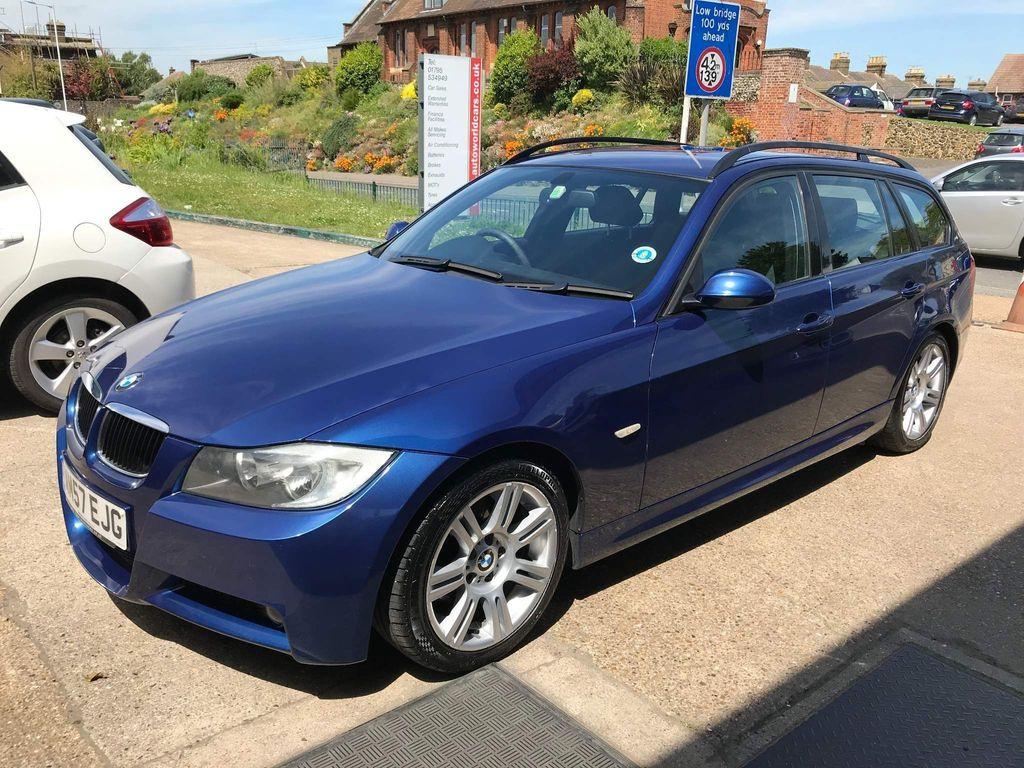 BMW 3 Series Estate 2.0 320i M Sport Touring 5dr