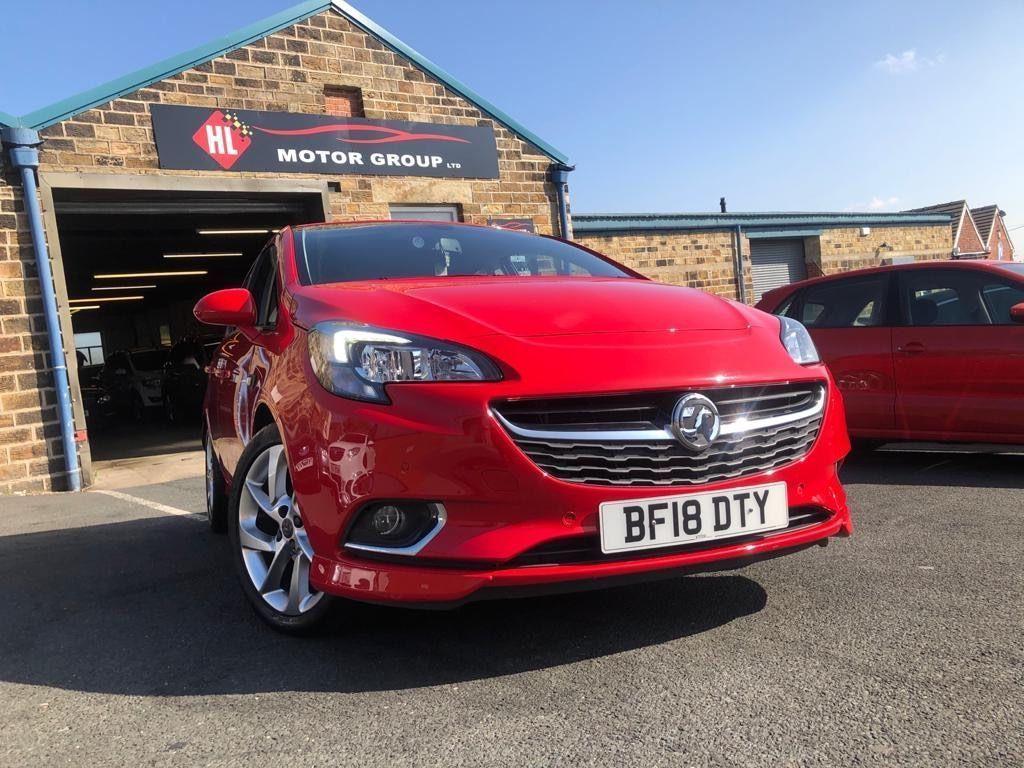 Vauxhall Corsa Hatchback 1.4i ecoTEC SRi VX Line 5dr