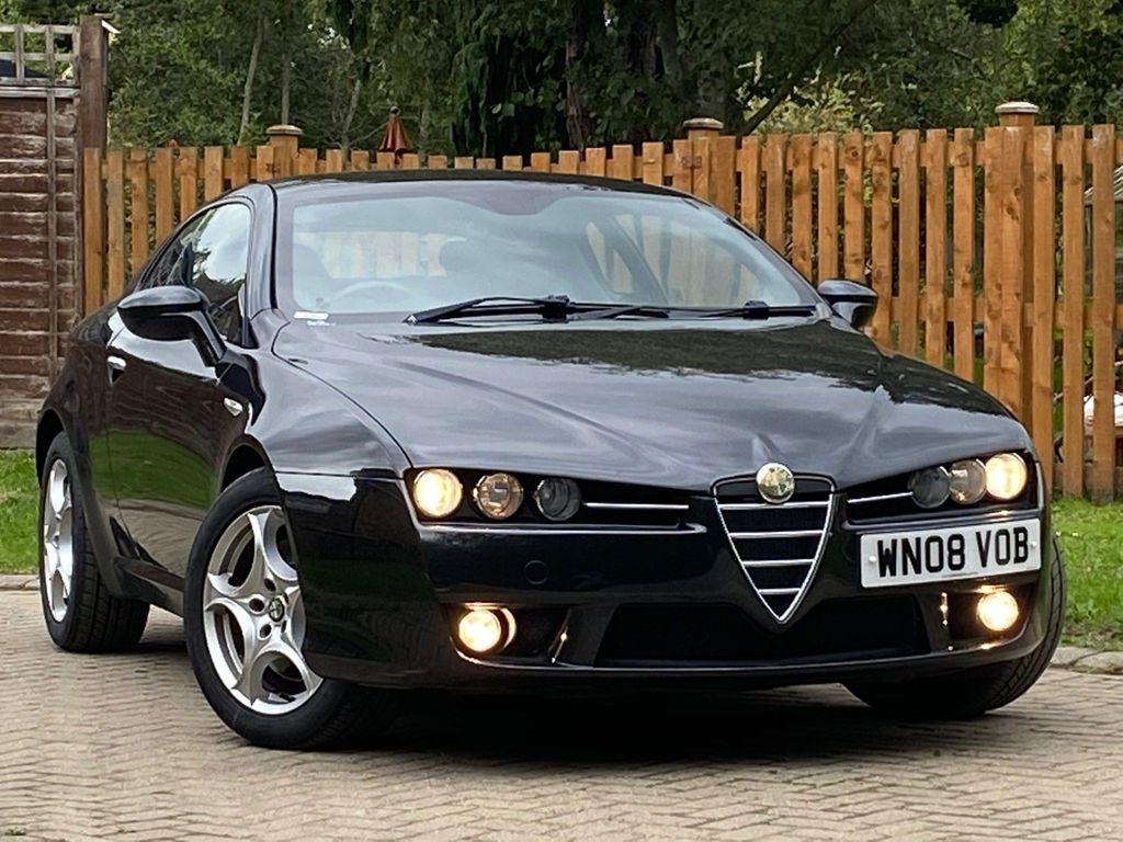 Alfa Romeo Brera Coupe 2.4 JTDM 3dr