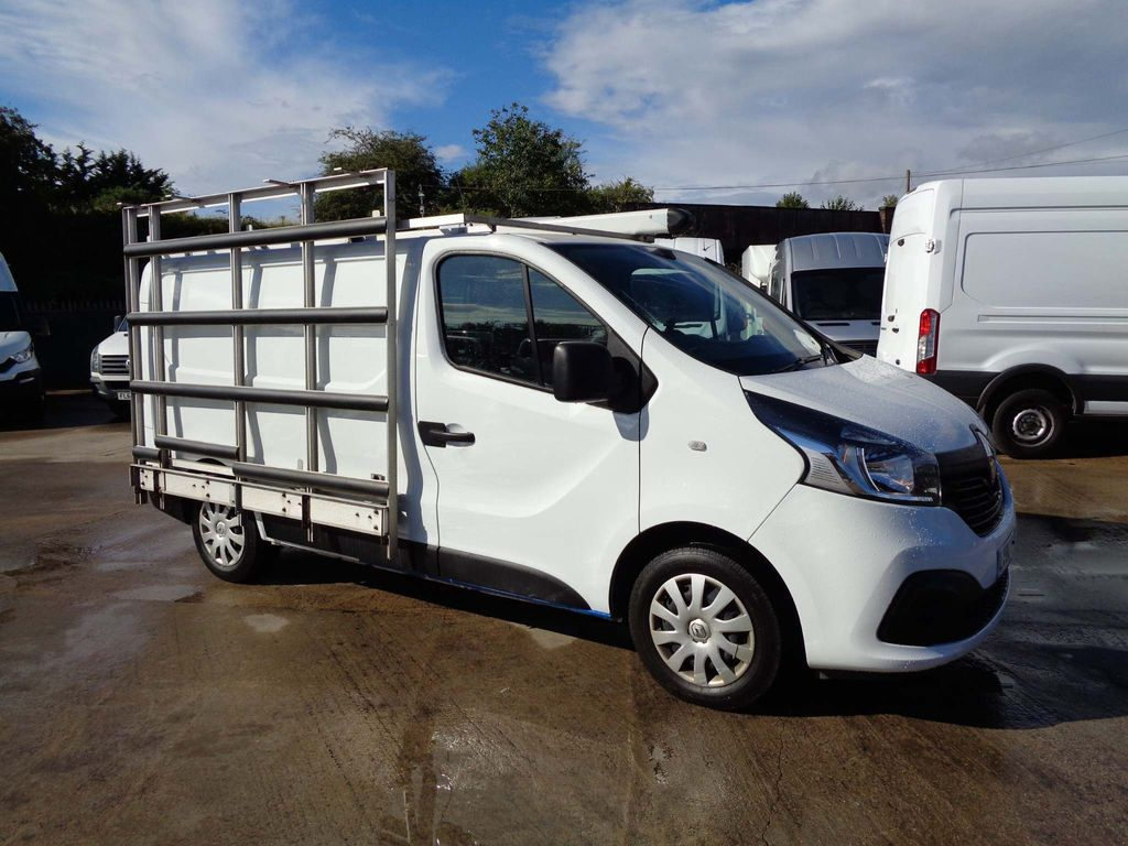 Renault Trafic Panel Van 1.6 dCi ENERGY 27 Business+ SWB Standard Roof EU6 (s/s) 5dr