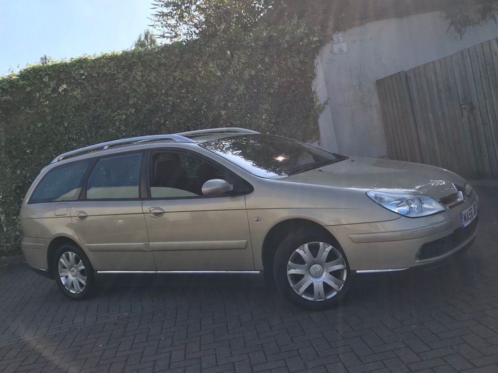 CITROEN C5 Estate 1.6 HDi 16v VTR 5dr