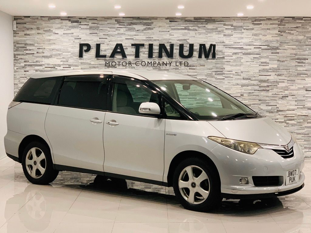 Toyota Estima Unlisted