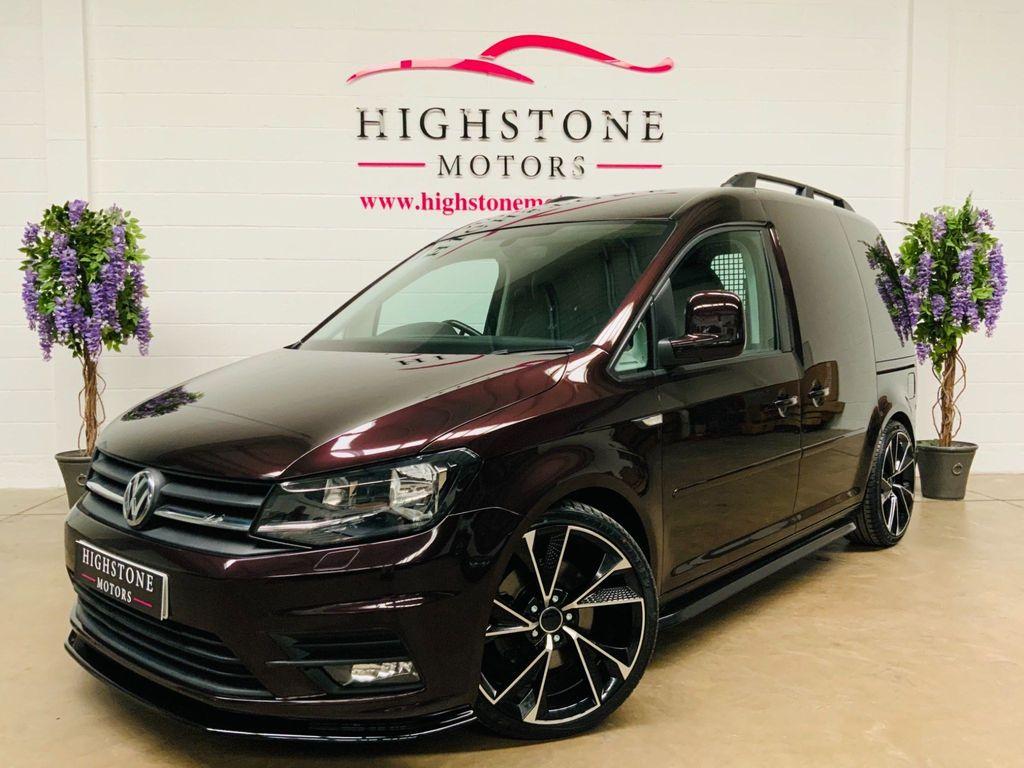 Volkswagen Caddy Panel Van SPORTLINE EDITION R,DSG
