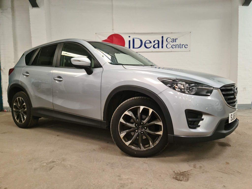 Mazda CX-5 SUV 2.2 SKYACTIV-D Sport Nav 4WD (s/s) 5dr