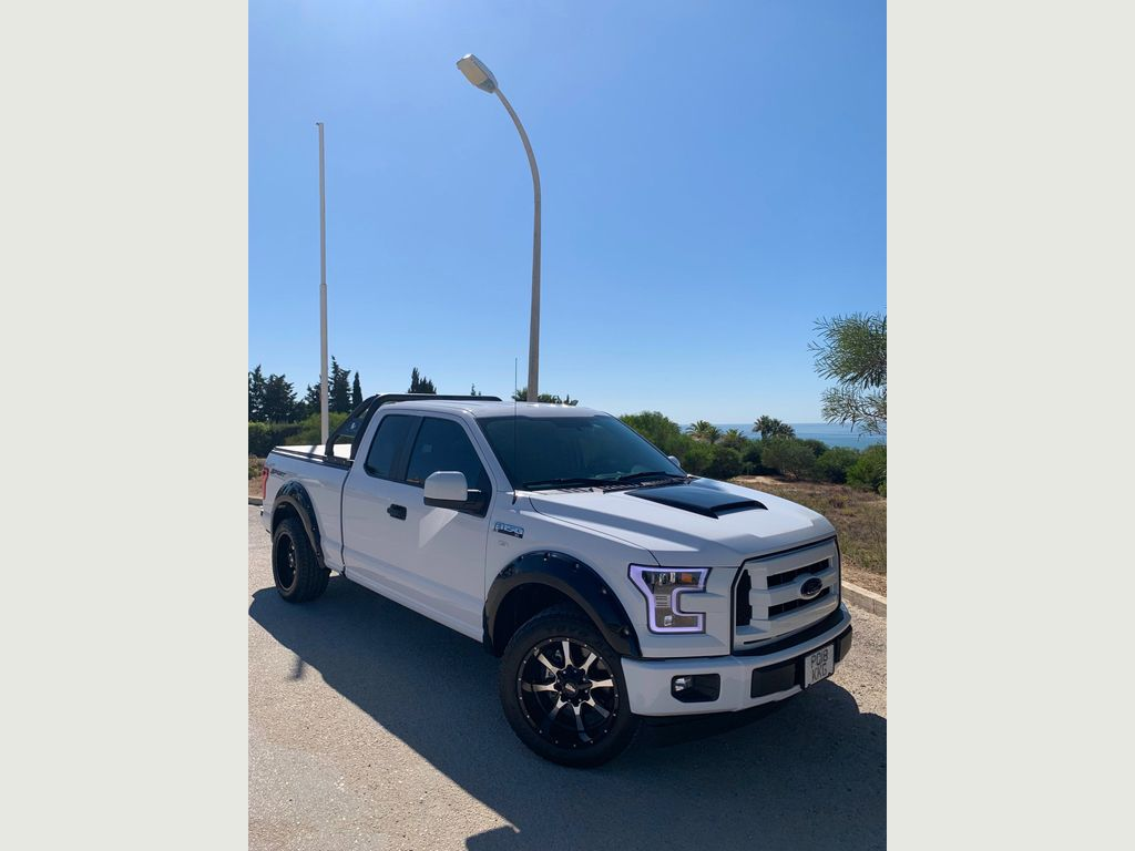 Ford F150 Pickup 3.5 V6 Sport Supercab Raptorized