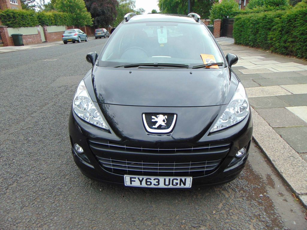 Peugeot 207 SW Estate 1.6 HDi Active 5dr