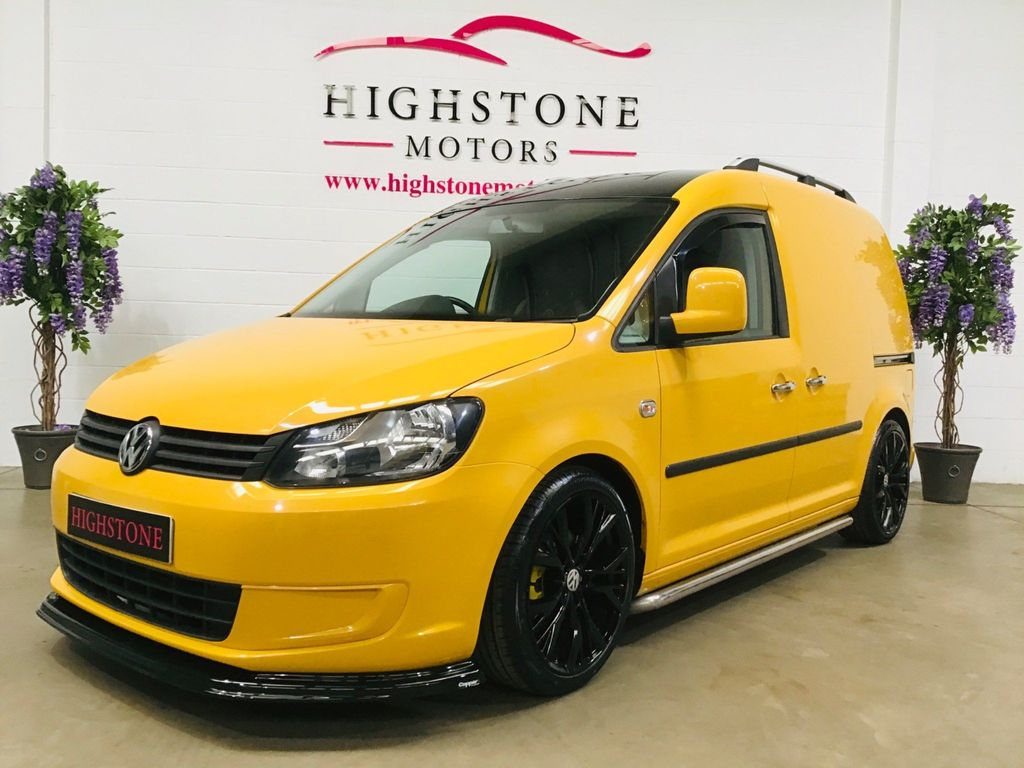 Volkswagen Caddy Panel Van SPORTLINE REPLICA