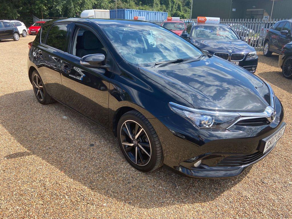 Toyota Auris Hatchback 1.2 VVT-i Design (s/s) 5dr (Safety Sense)