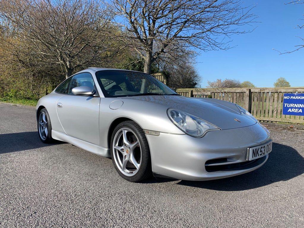 Porsche 911 Coupe 3.6 996 Carrera 2 Tiptronic S 2dr