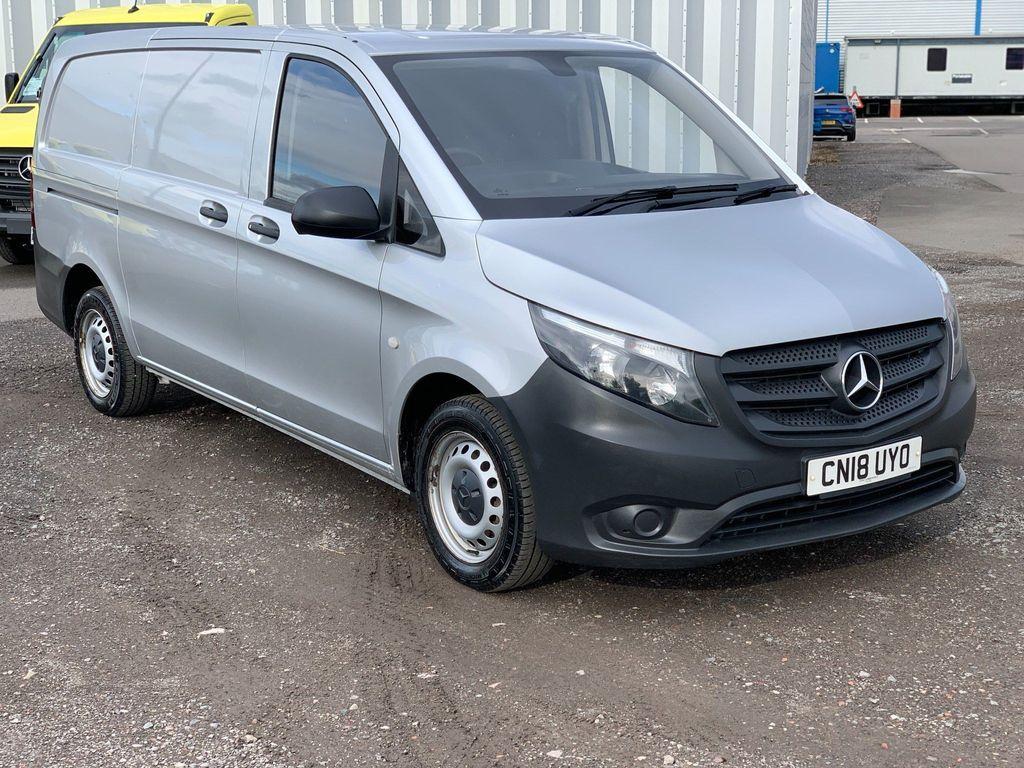 Mercedes-Benz Vito Panel Van EURO 6 111 CDI LONG WHEEL BASE
