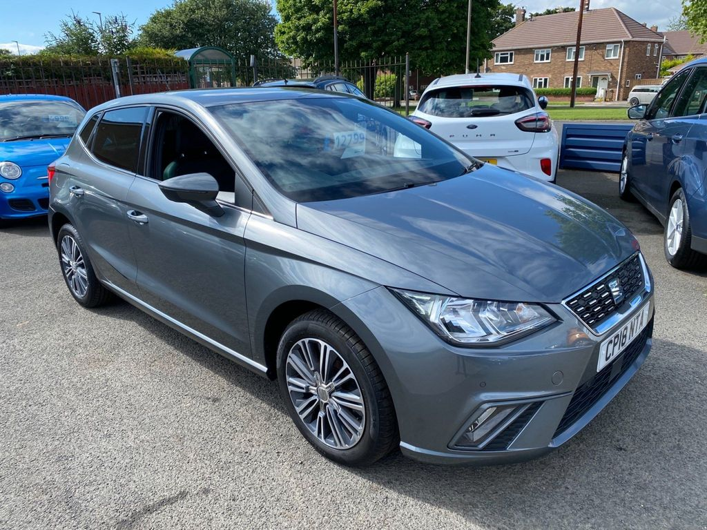 SEAT Ibiza Hatchback 1.0 TSI XCELLENCE (s/s) 5dr