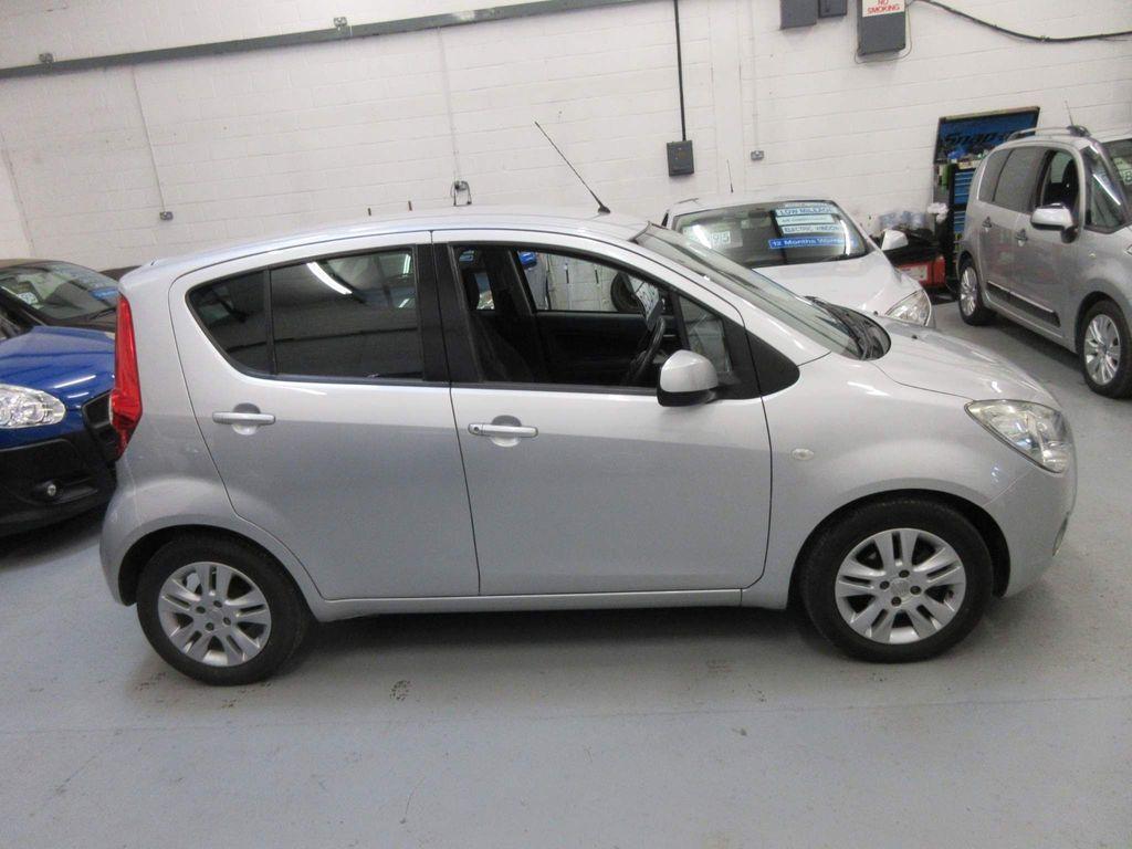 Vauxhall Agila Hatchback 1.2 i SE 5dr
