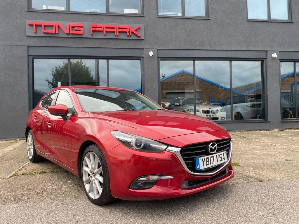 Mazda Mazda3 Hatchback 2.2 SKYACTIV-D Sport Nav Auto (s/s) 5dr