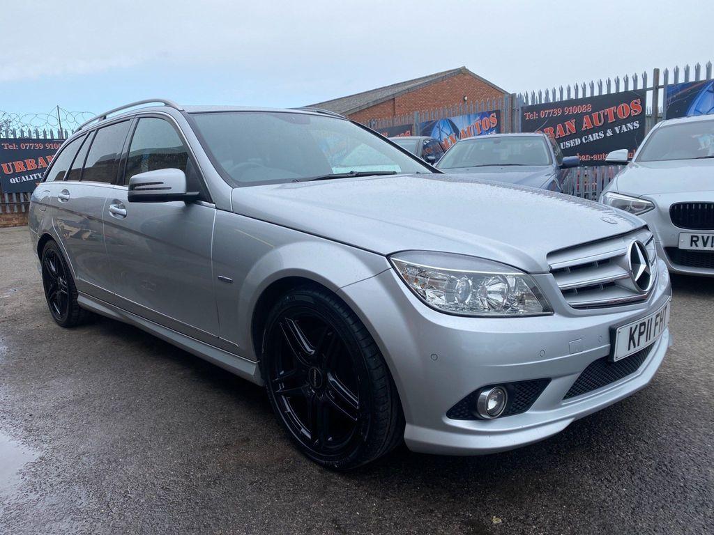 Mercedes-Benz C Class Estate C350 Cdi Blue efficiency