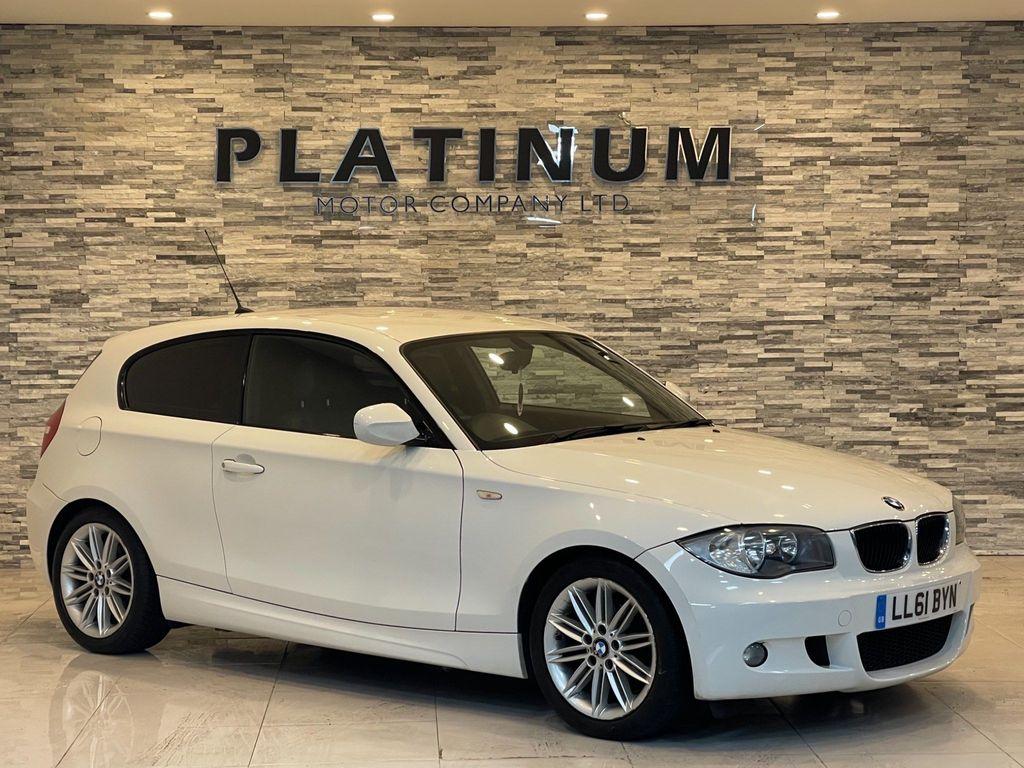 BMW 1 Series Hatchback 2.0 116d M Sport 3dr