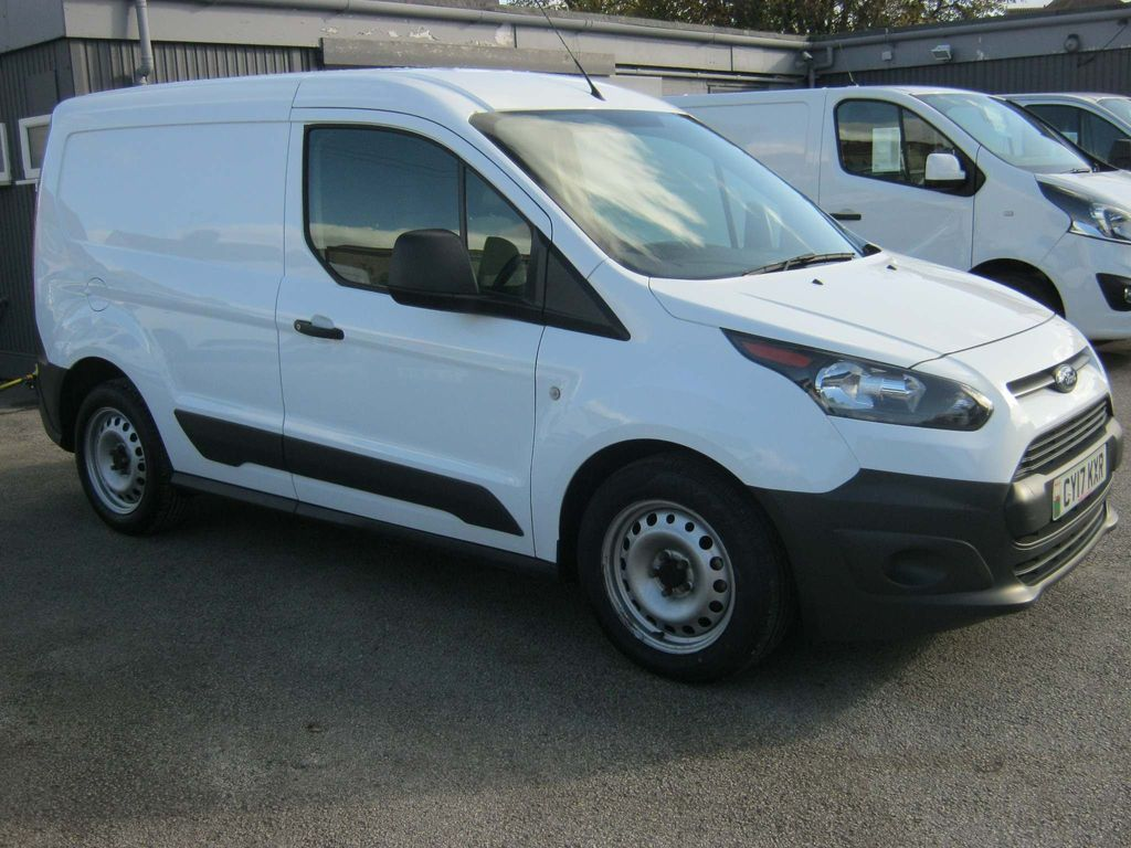 FORD TRANSIT CONNECT Panel Van 1.5 TDCi 100PS L1 SWB