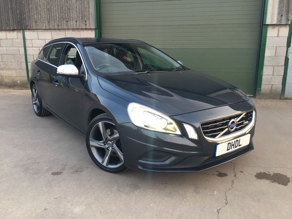 Volvo V60 Estate 1.6 D2 R-Design Lux 5dr