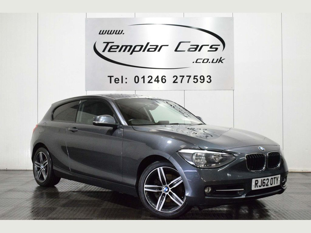 BMW 1 Series Hatchback 2.0 120d Sport Sports Hatch 3dr