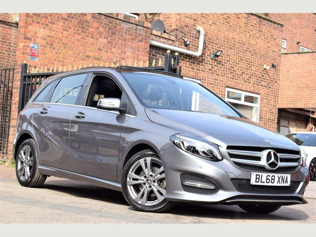 Mercedes-Benz B Class MPV 1.6 B180 Exclusive Edition (Plus) (s/s) 5dr