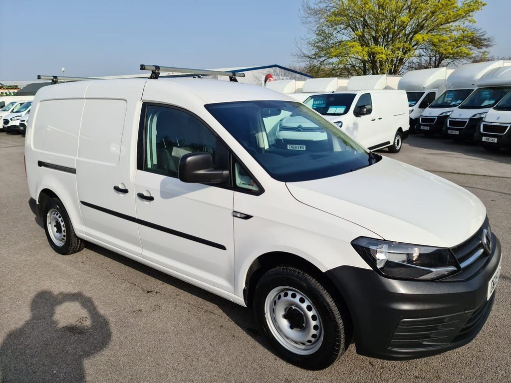 Volkswagen Caddy Maxi Panel Van 2.0 TDI C20 BlueMotion Tech Startline (Business) EU6 (s/s) 6dr
