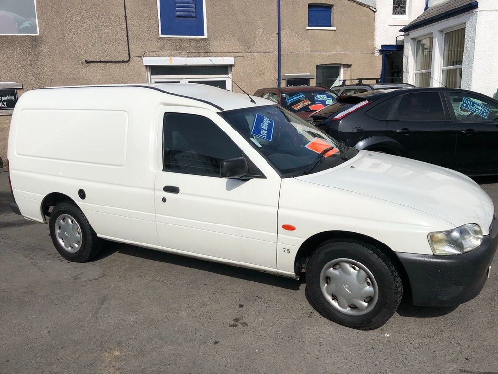 Ford Escort Unlisted 75
