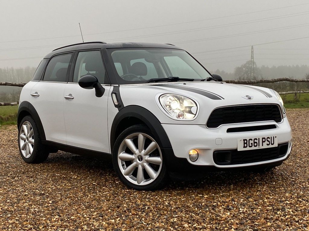 MINI Countryman SUV 1.6 Cooper S (Chili) 5dr