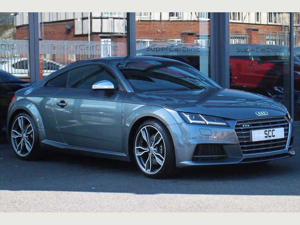 Audi TTS Coupe 2.0 TFSI quattro (s/s) 3dr