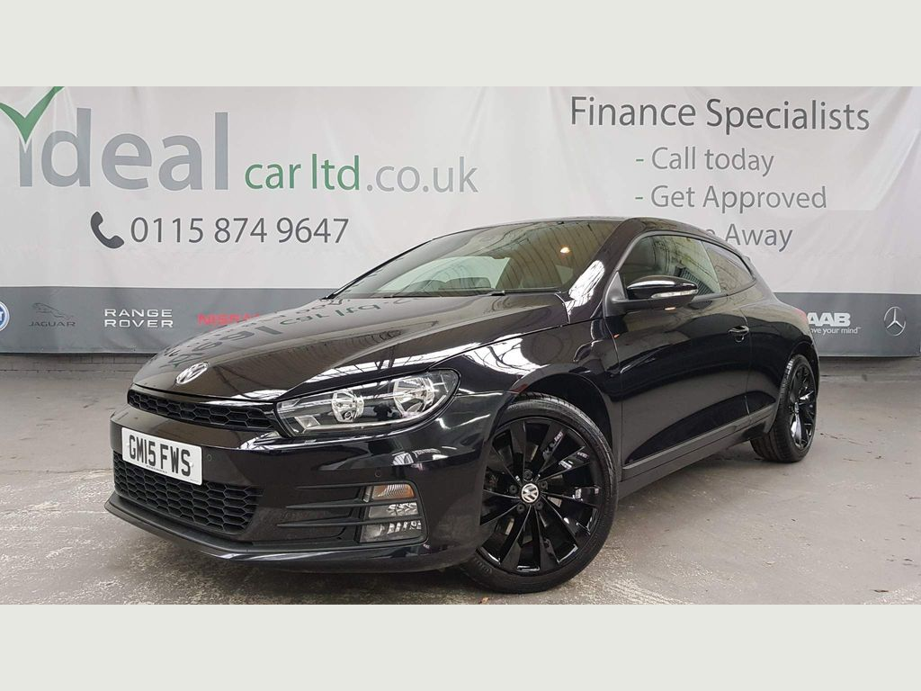 Volkswagen Scirocco Coupe 2.0 TSI BlueMotion Tech GT Hatchback DSG 3dr