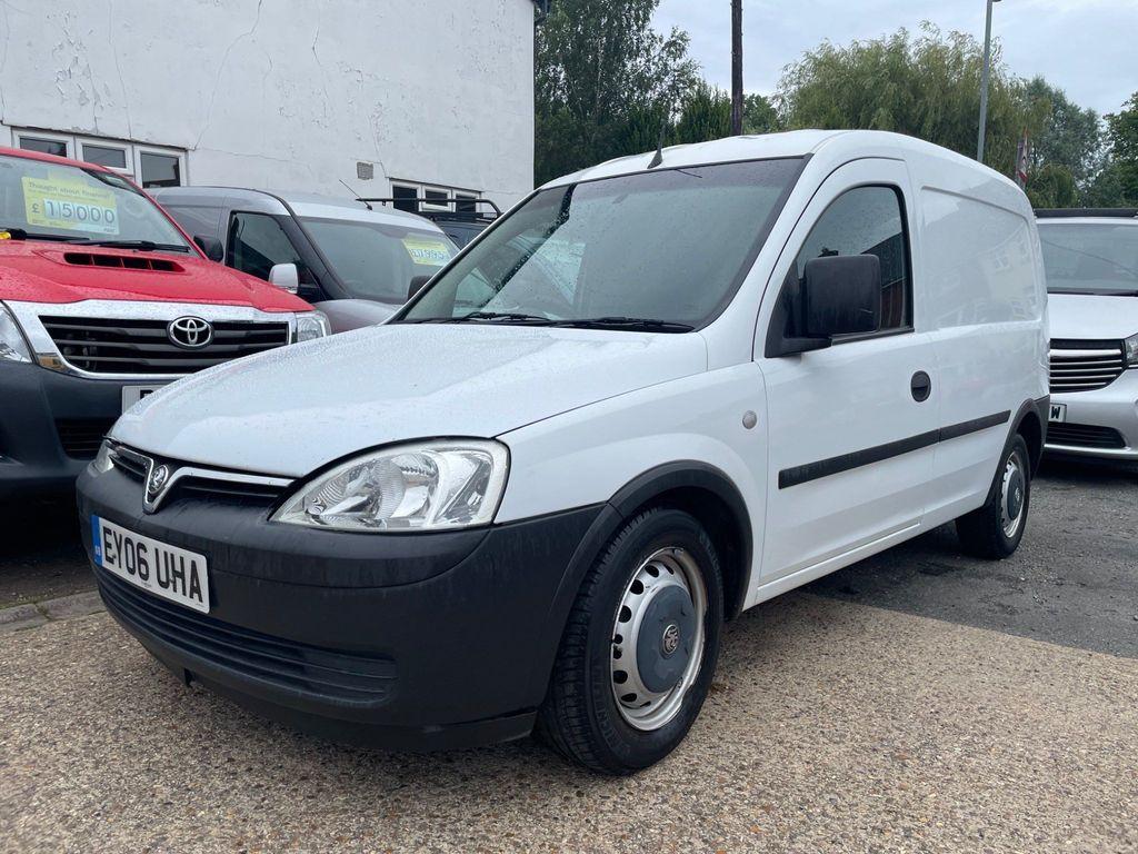 Vauxhall Combo Panel Van 1.4 1700 Twinport 16v Panel Van 3dr