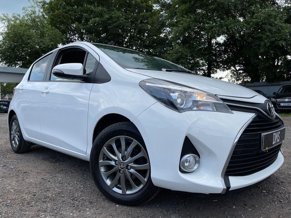 Toyota Yaris Hatchback 1.33 Dual VVT-i Icon 5dr