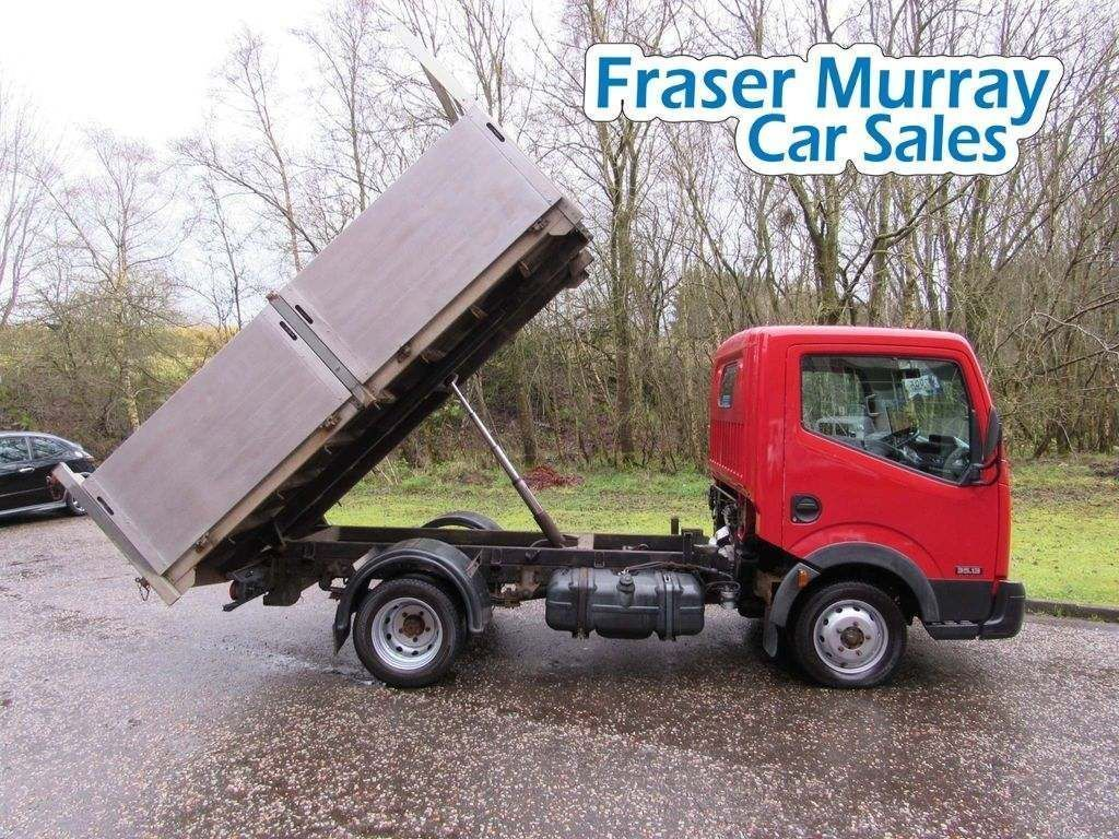 Nissan Cabstar Chassis Cab 2.5 dCi 35.13 Basic + Chassis Cab 2dr (SWB)