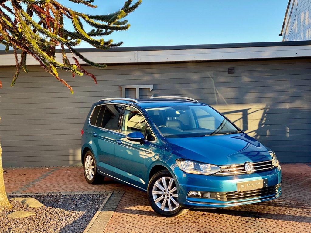 Volkswagen Touran MPV 1.4 TSI SEL DSG (s/s) 5dr