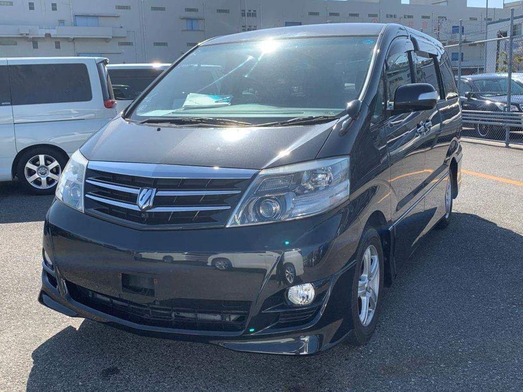 Toyota Alphard MPV AS Platinum Selection2, 5dr, 8 Seater