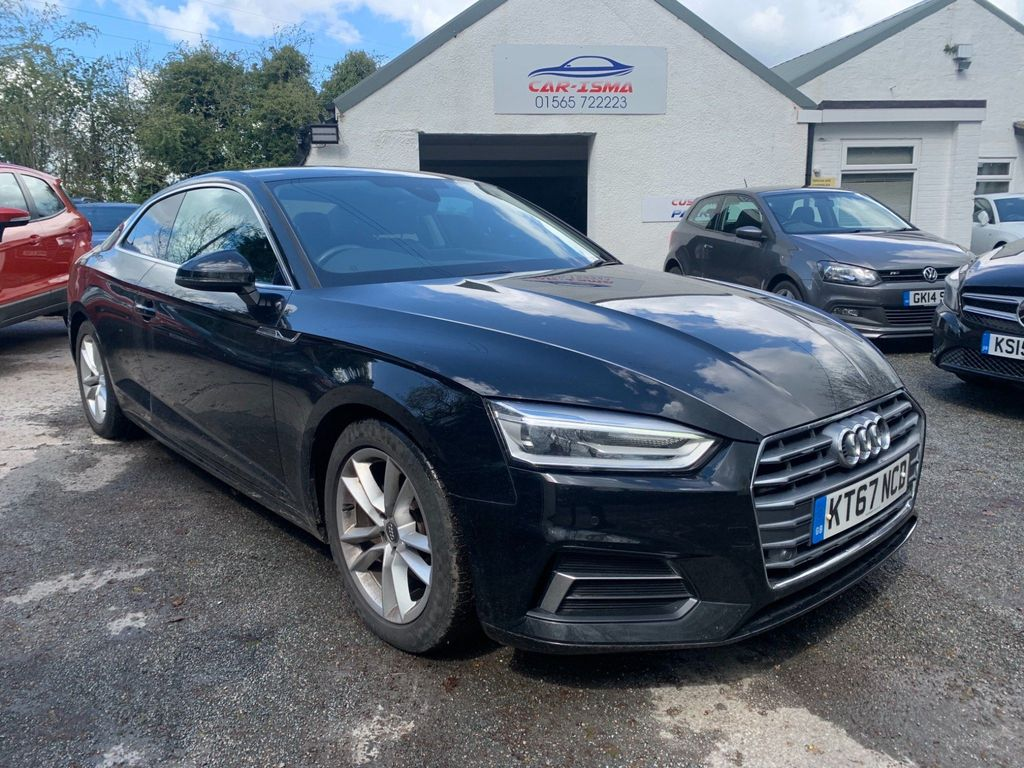 Audi A5 Coupe 2.0 TFSI Sport (s/s) 2dr