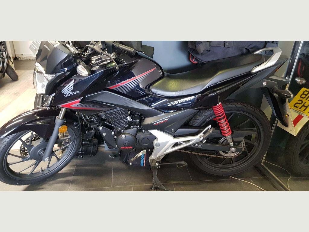 Honda CB125 Naked 125 F Naked