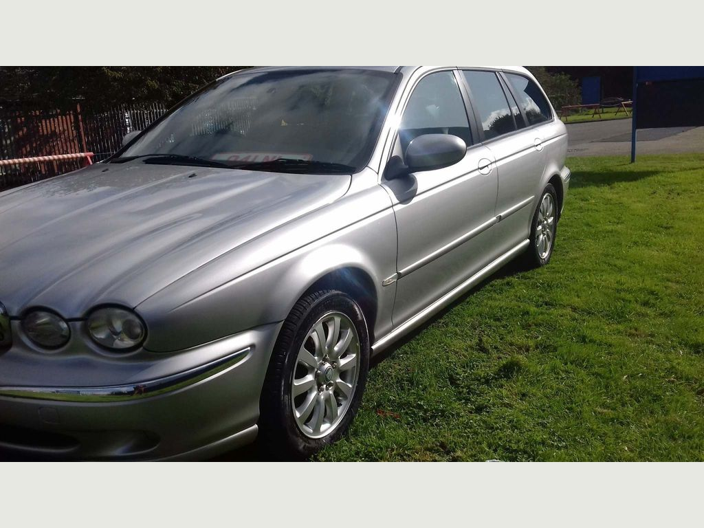 JAGUAR X-TYPE Estate 2.5 V6 XS LE (AWD) 5dr