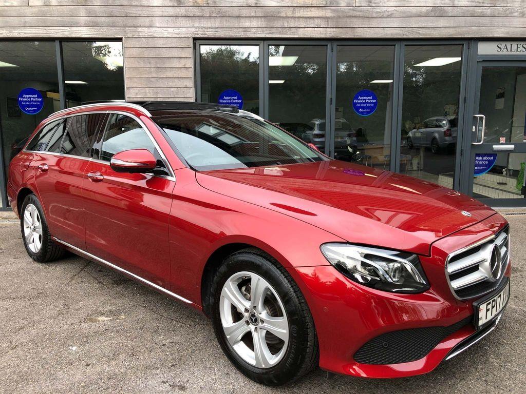 Mercedes-Benz E Class Estate 2.0 E220d SE (Premium Plus) G-Tronic+ (s/s) 5dr