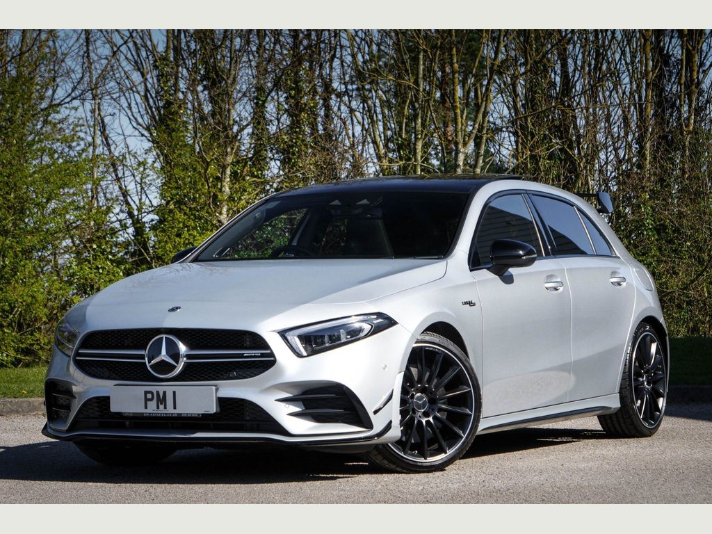 Mercedes-Benz A Class Hatchback 2.0 A35 AMG (Premium Plus) 7G-DCT 4MATIC (s/s) 5dr